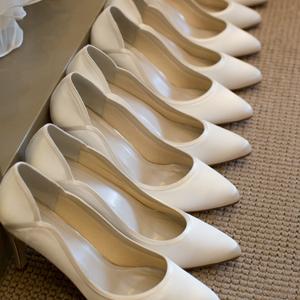 The Bride Services Shoes
