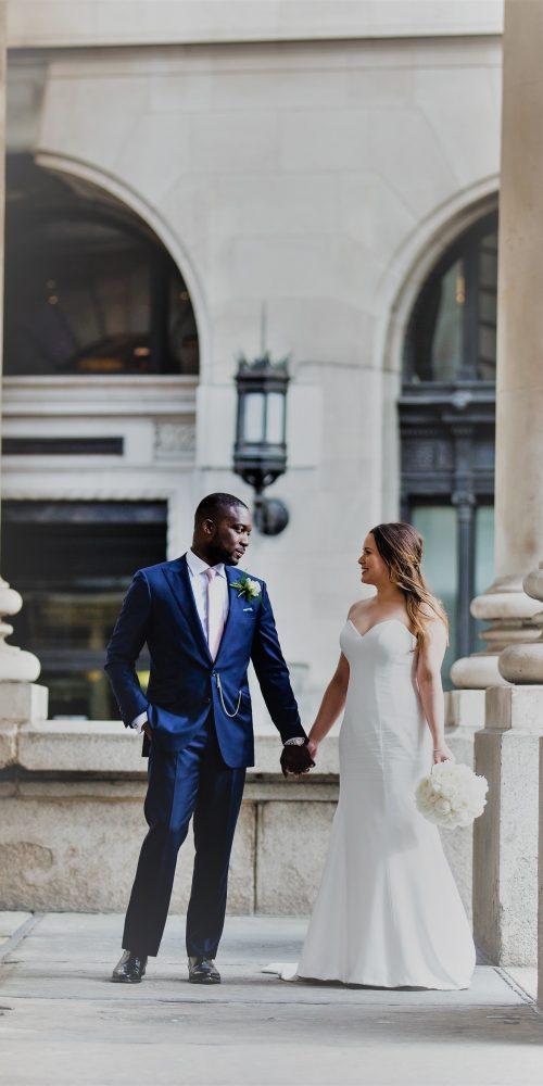 Bride Testimonial ANDREA WILLIAMS