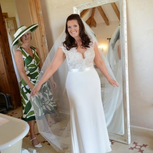 Bride Testimonial KERRIE DARCH FEATURE
