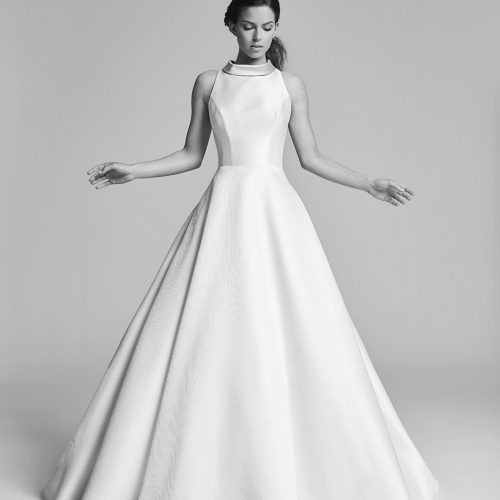 What Are Sample Wedding Dresses