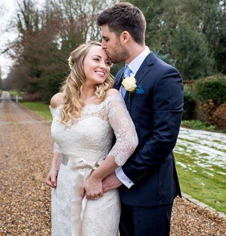 Sophie O'Mahoney Wedding Dress